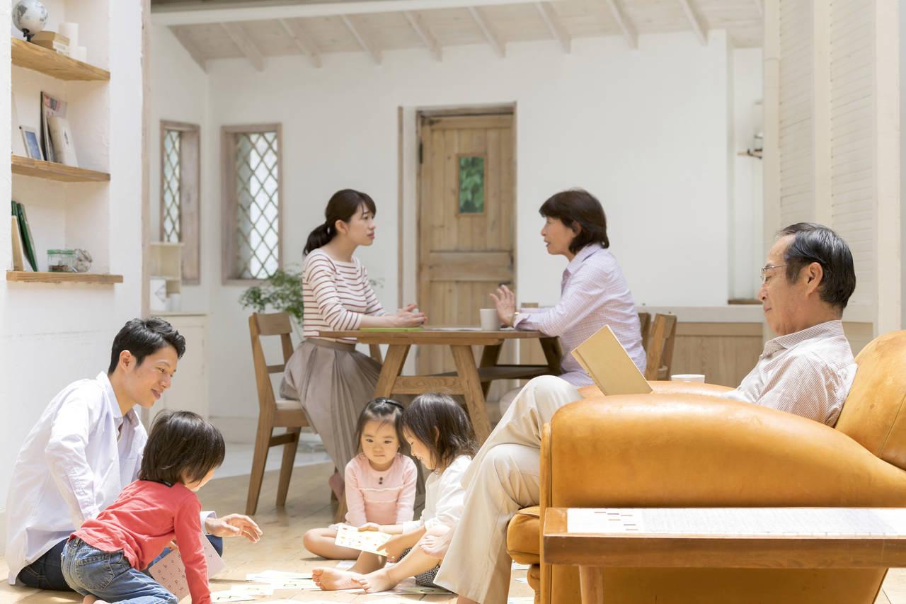 子どもがいるときの親戚づき合い。トラブル対策や配慮が必要な親戚
