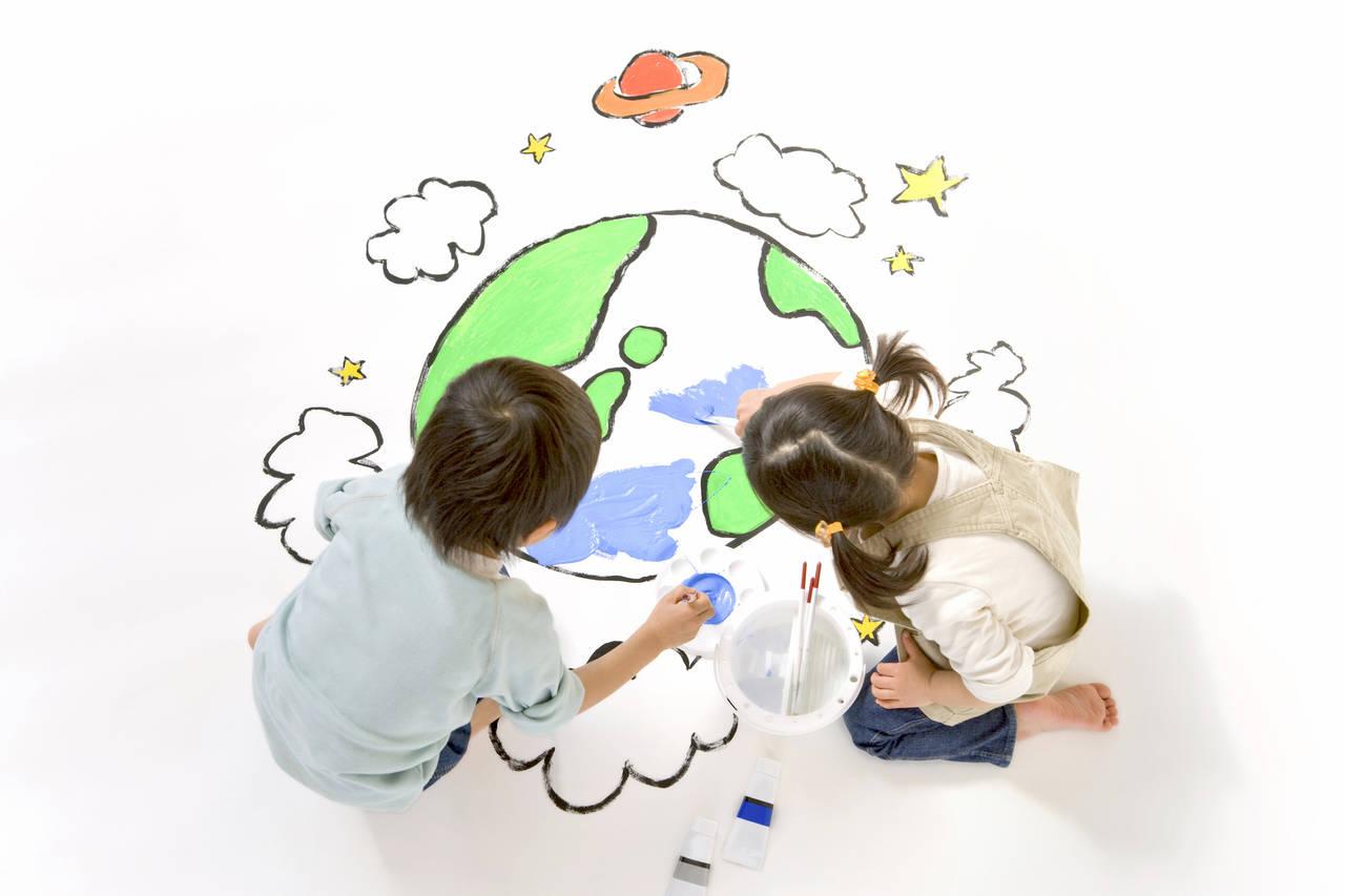 子どもと世界を知ろう!世界に興味を持つおすすめの方法を紹介