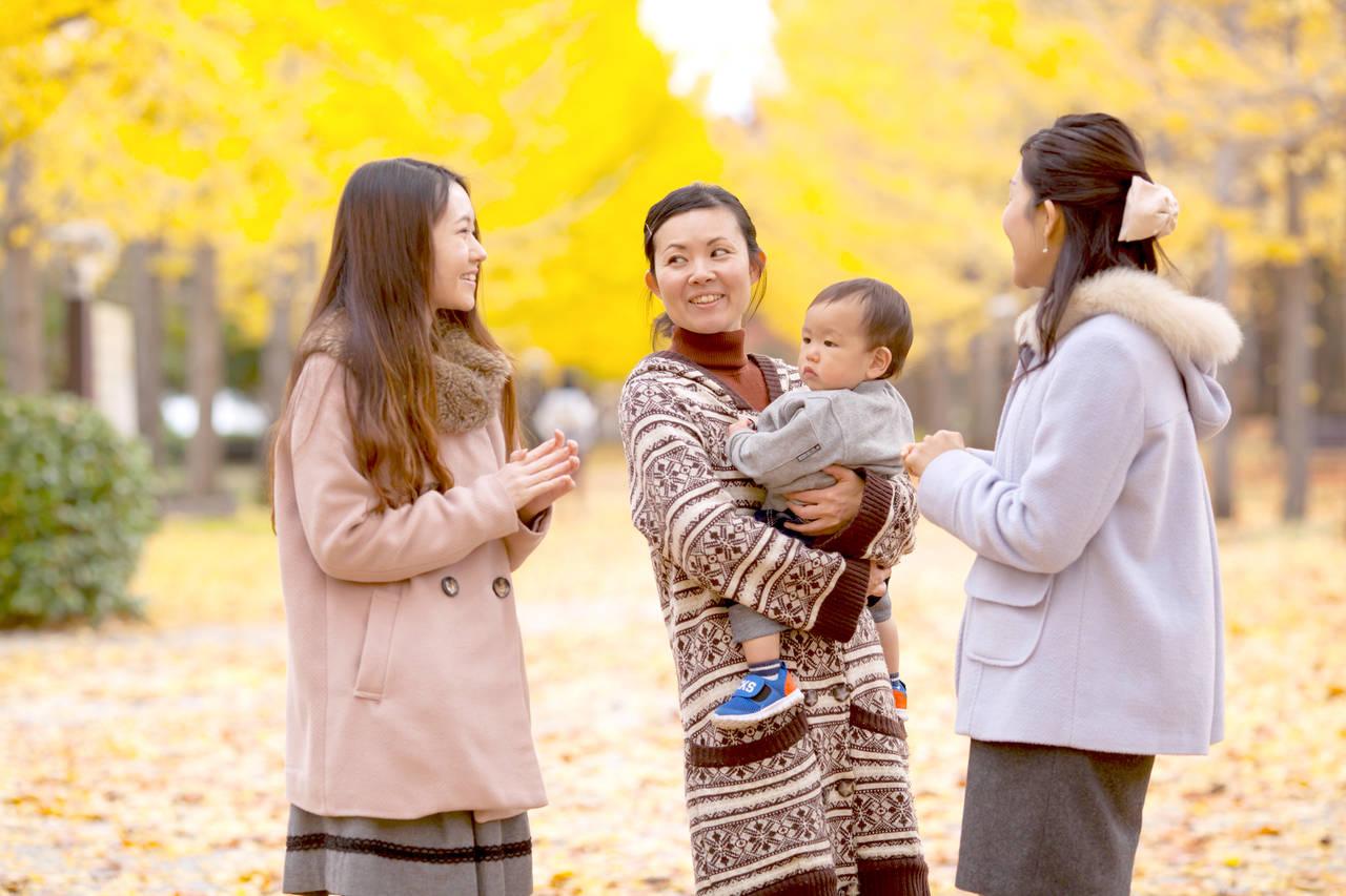ママの付き合いに必要な会話力!会話が続く内容や会話力アップ法