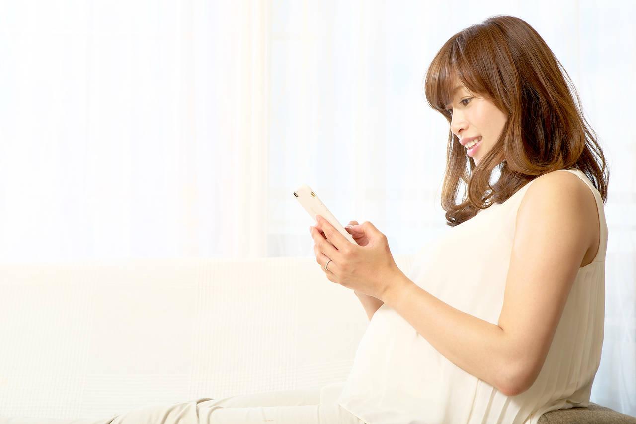 マタニティママに必須のアプリ!賢く使って妊娠期を乗り切ろう
