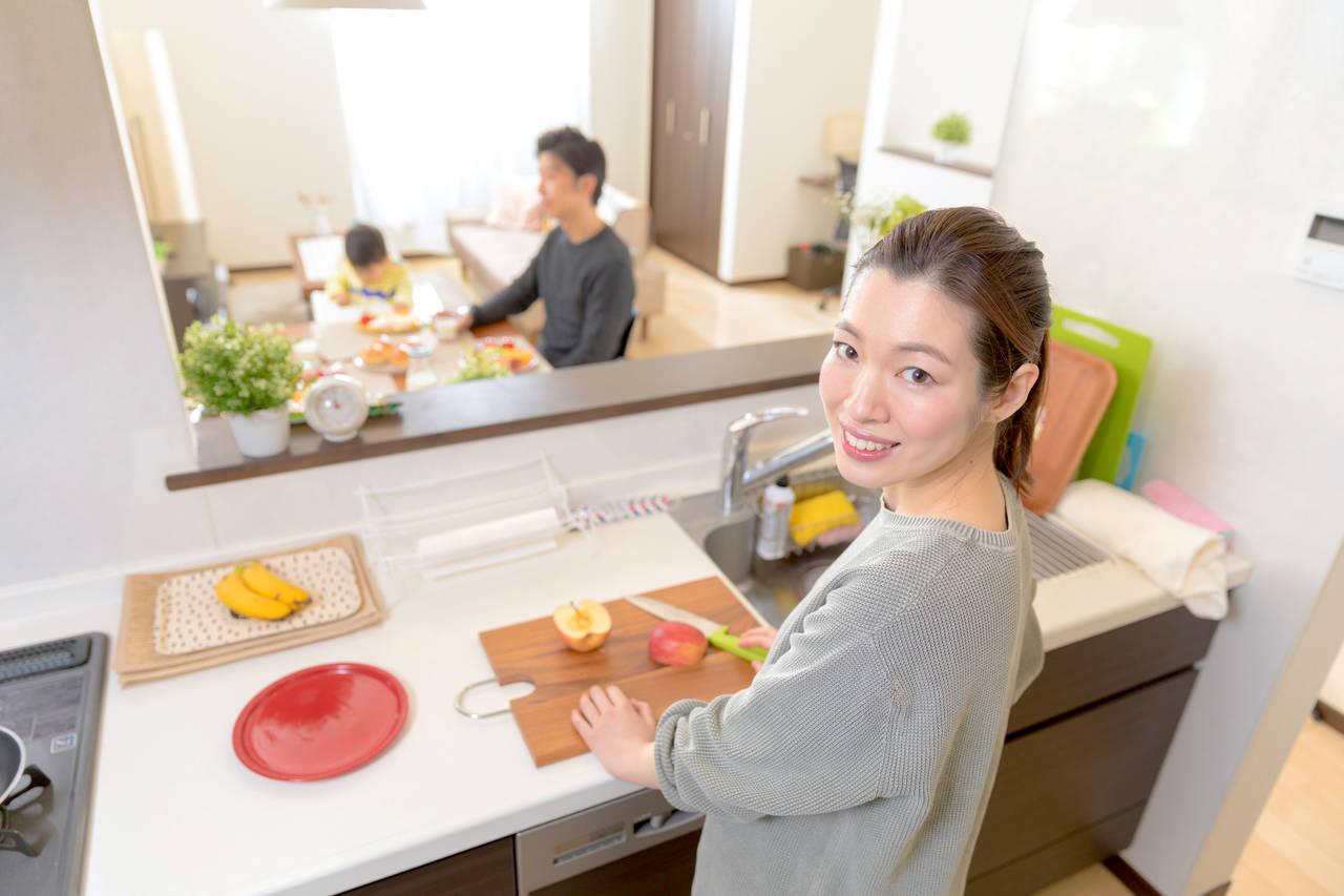 忙しいママの毎日の家事を効率よく!今日から始められる時短テク