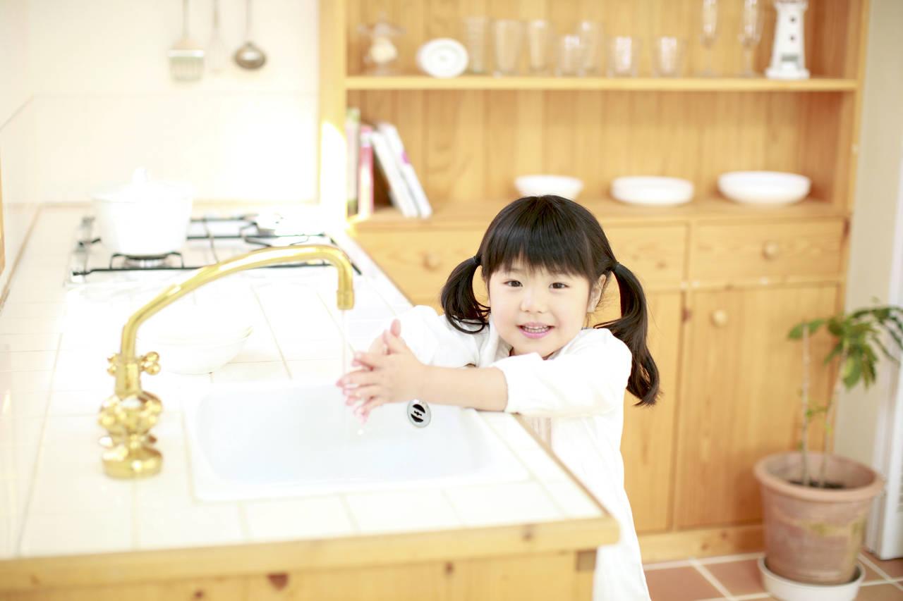 子どもが手洗い好きになるアイデア!楽しい手洗い歌や歌い方のコツ