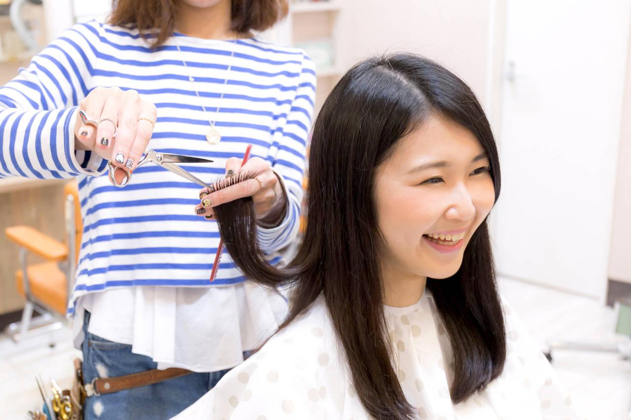 マタニティ期の美容院への疑問。注意点やおすすめのヘアスタイル