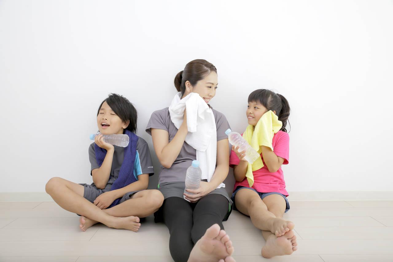 スポーツをする際の子ども服!動きやすくて人気のブランドを使おう