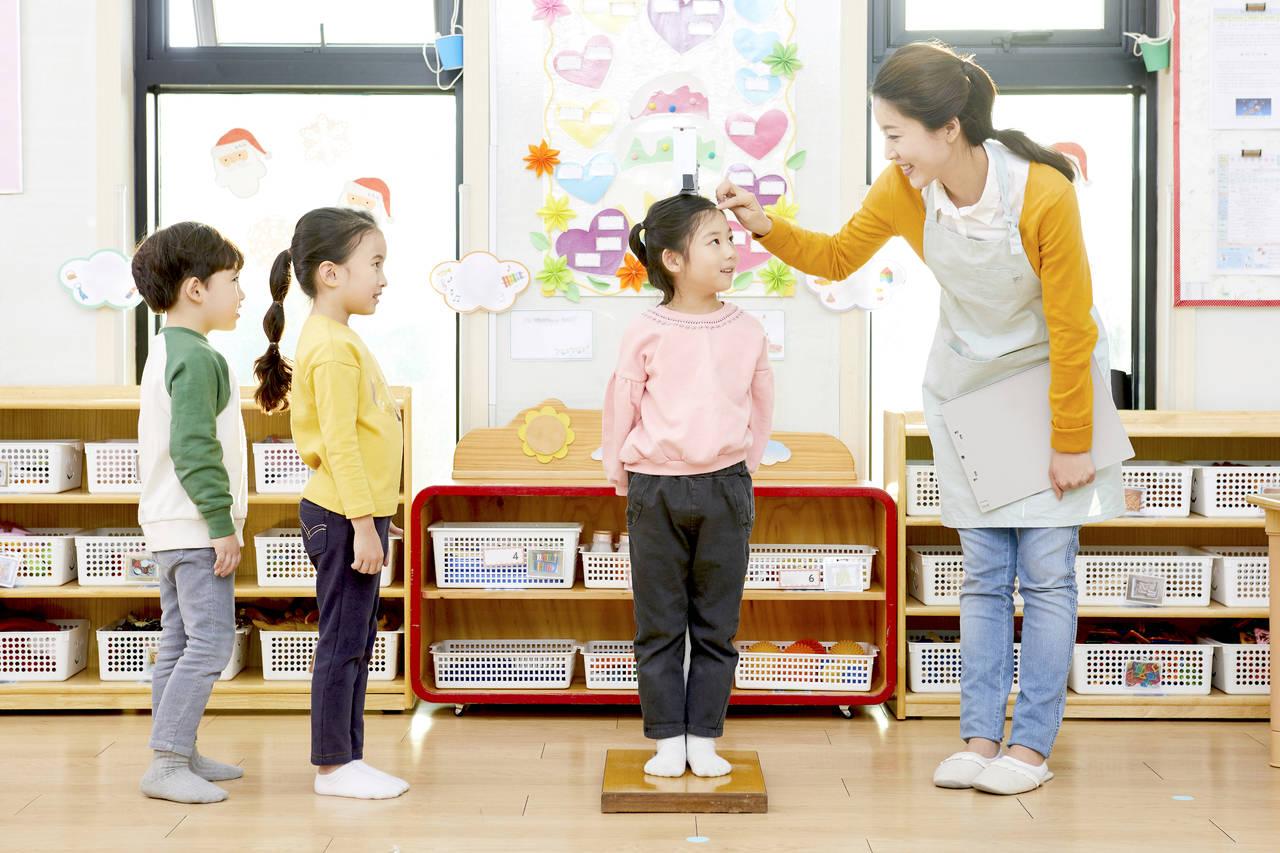 4歳女の子の身長は?平均値と身長を伸ばすための方法をご紹介