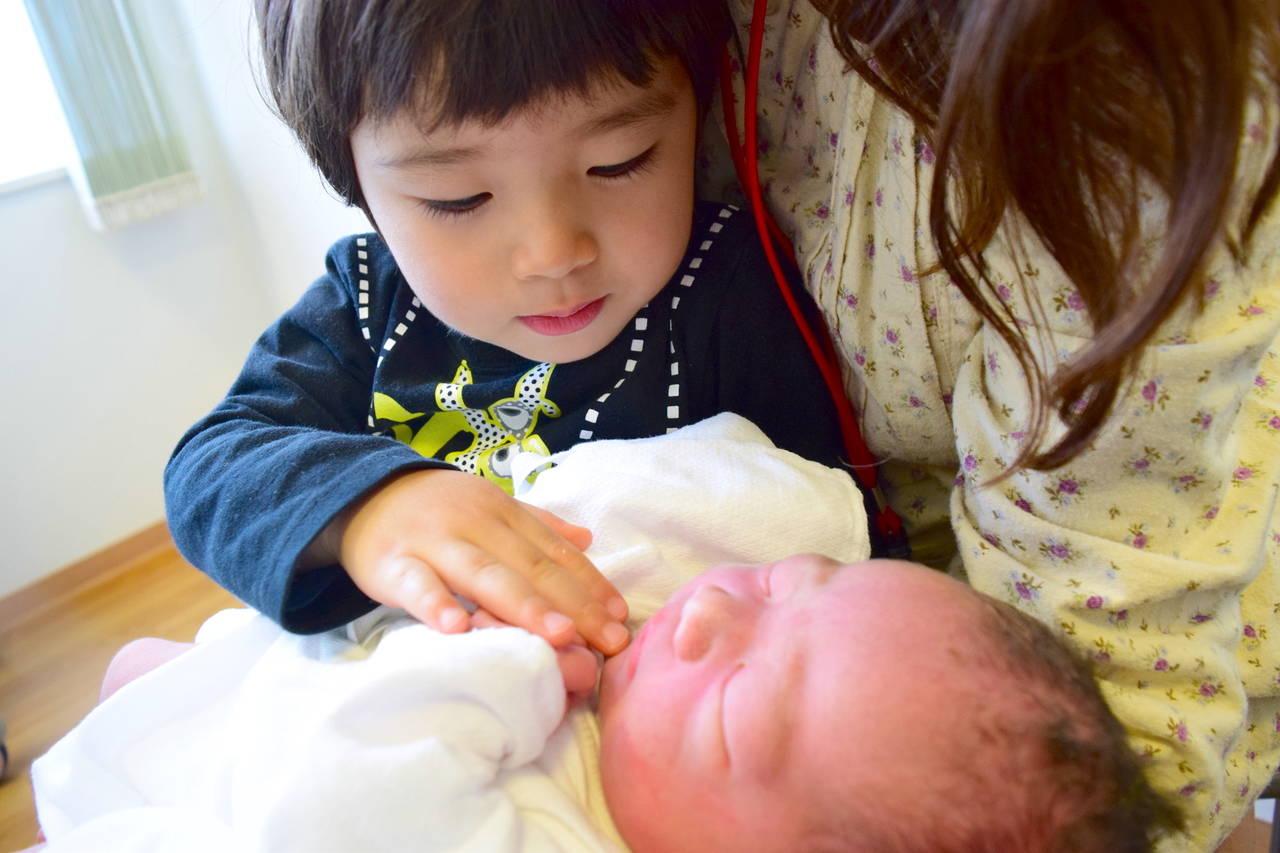 2人目の出産について知ろう!1人目との違いや上の子の対応
