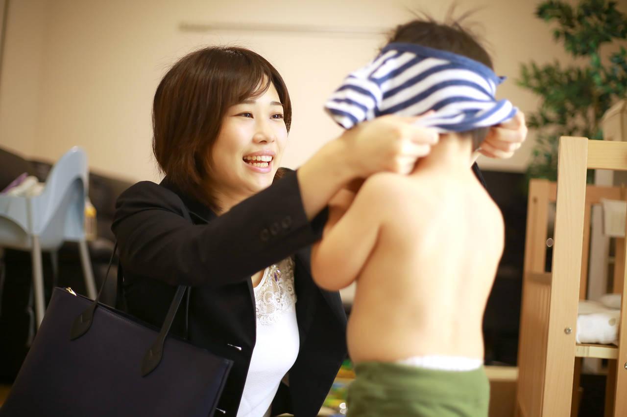 仕事も子どもとの時間も欲しい!両立できる働き方や周りに頼る方法