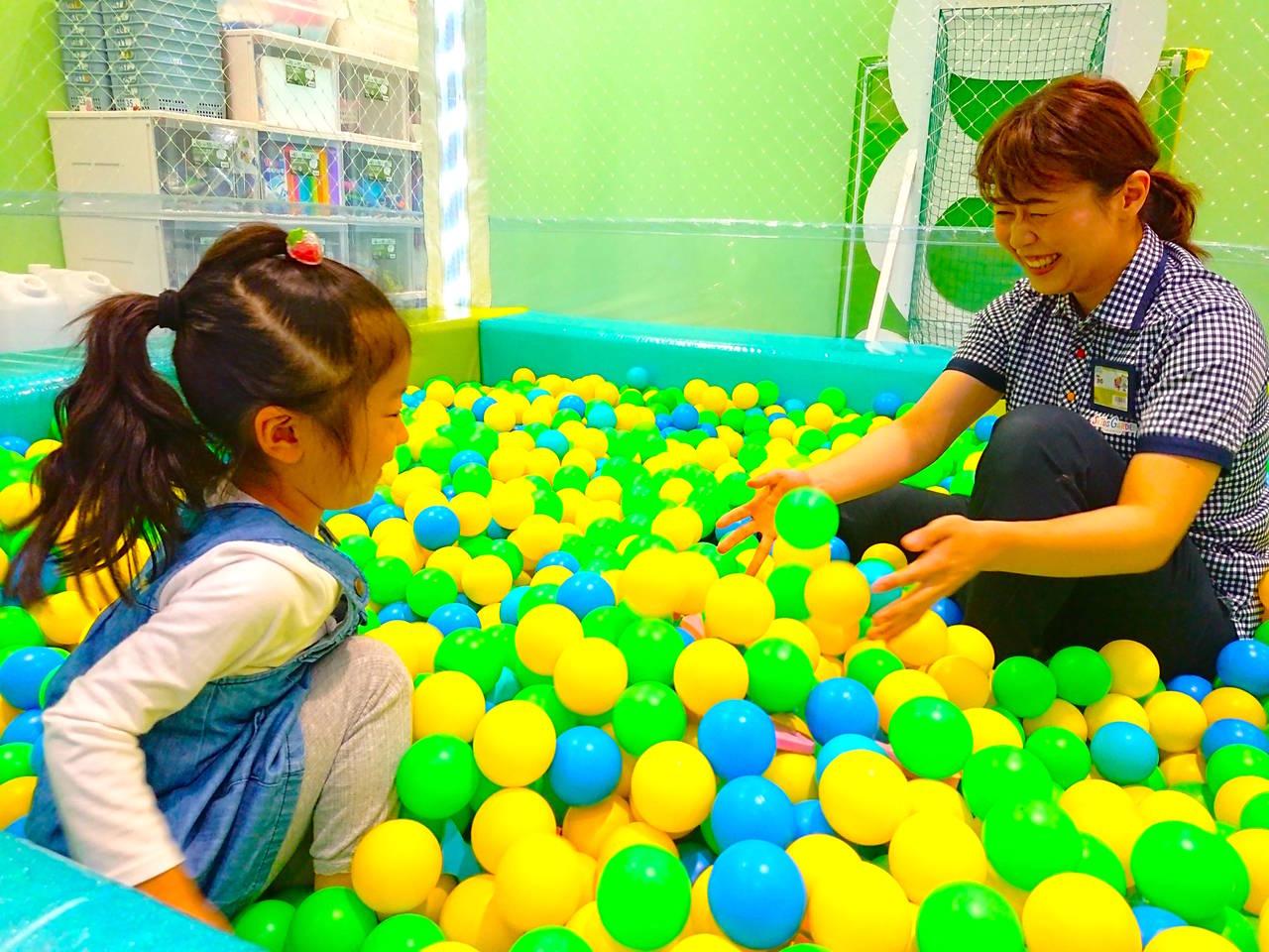 【宮城】子どもだけでも遊べちゃう「スキッズガーデン利府店」