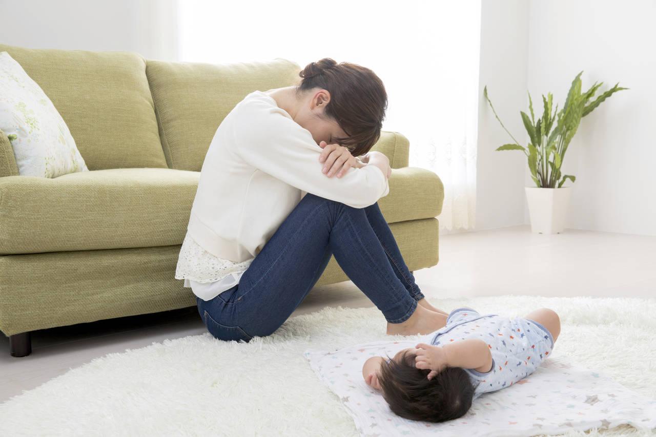 産後はママにとって不安定になりやすい時期!産後うつの症状や対処法
