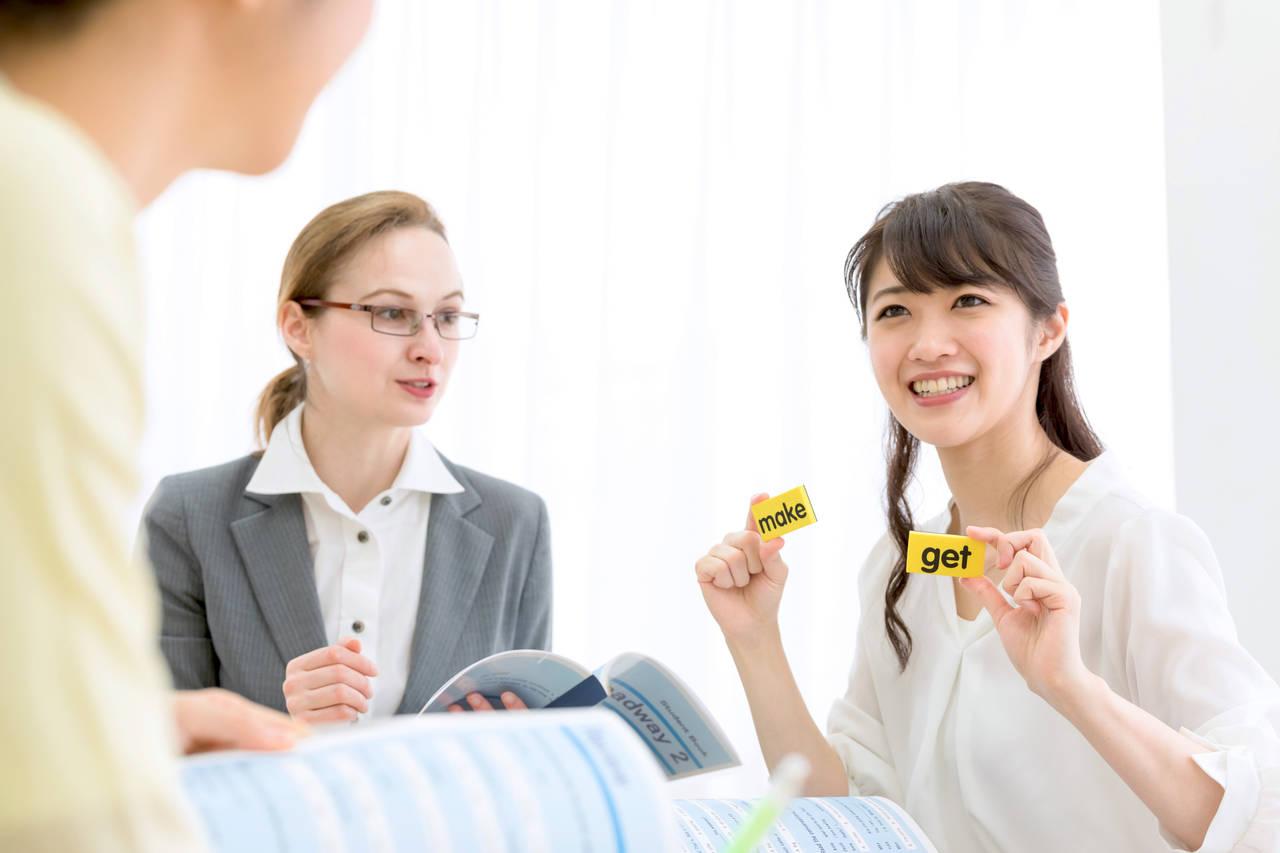 ママも英会話に挑戦しよう!メリットや方法、子どもと楽しめる遊び
