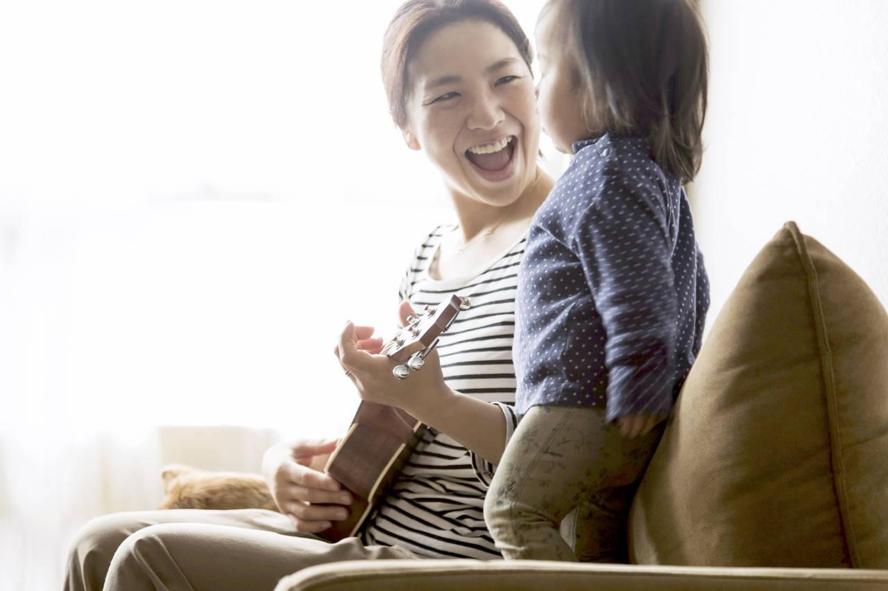 ギターが弾けるかっこいいママになろう!はじめるのに必要なものとは