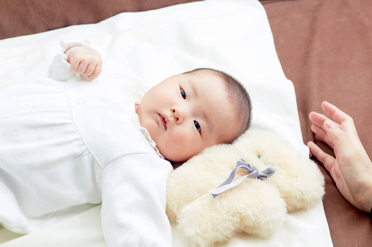 赤ちゃん 肌着 秋