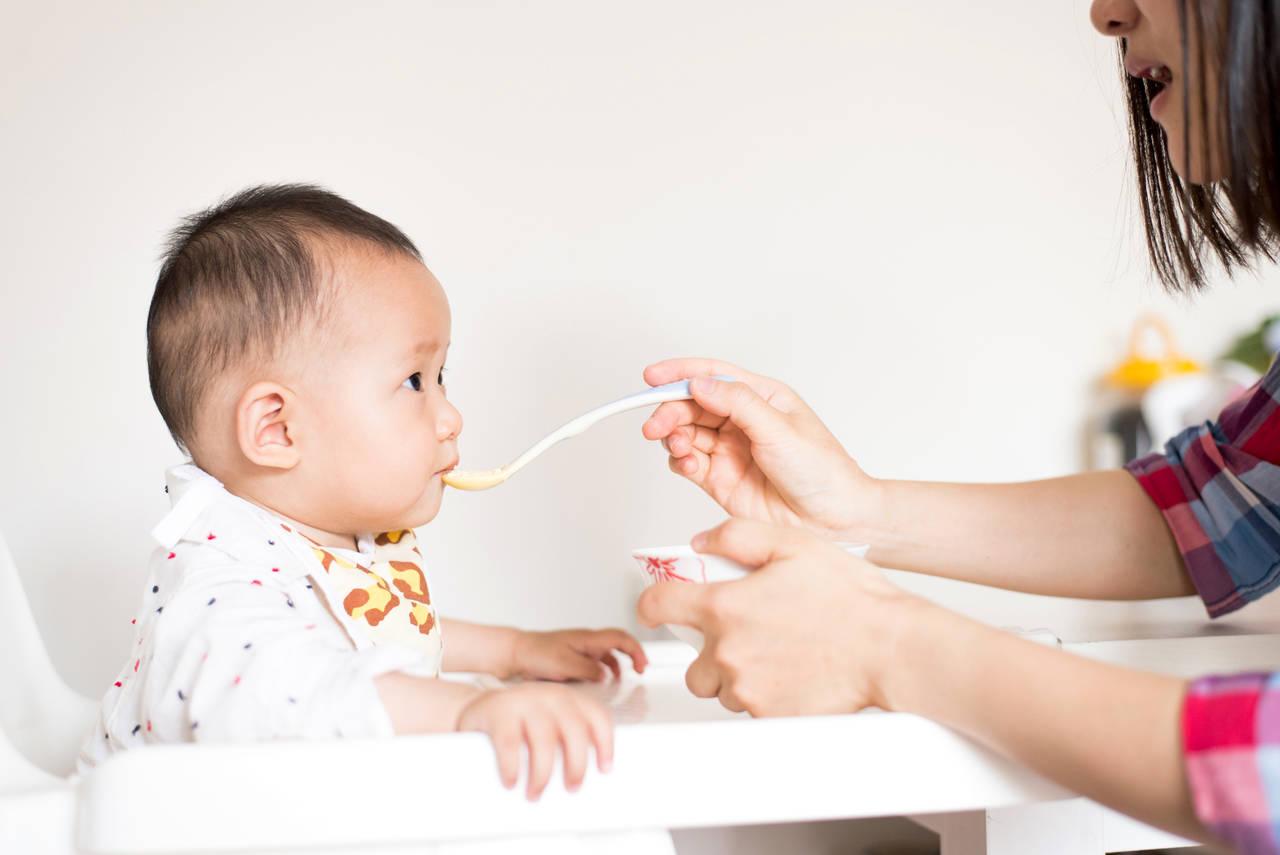 3人目の離乳食は適当に美味しく!便利な食材や注意したいこと