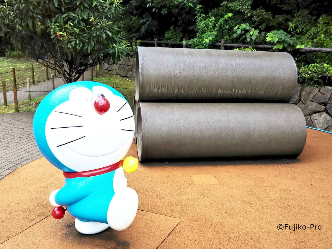 【神奈川・川崎】ドラえもんたちに会える!藤子・F・不二雄ミュージアム