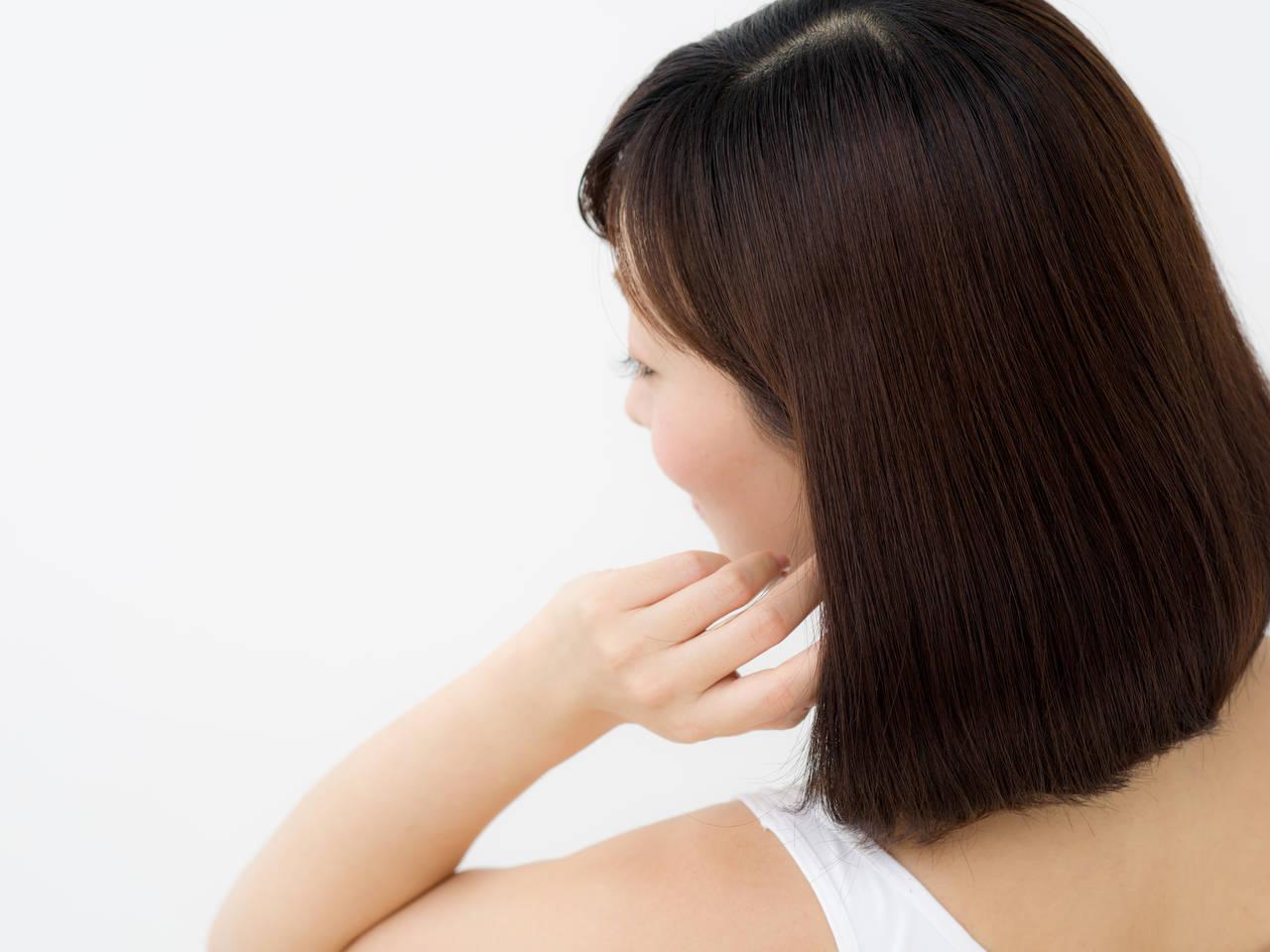 ママにも人気の髪型、ミディアムヘアを楽しもう!簡単髪型アレンジ