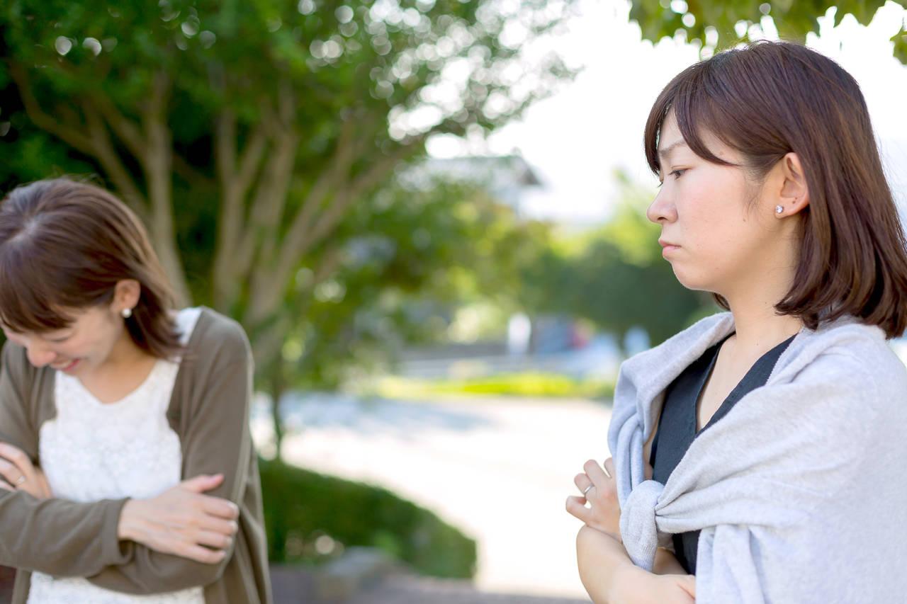 子育てのストレスはママ友?人間関係にふりまわされないためのコツ