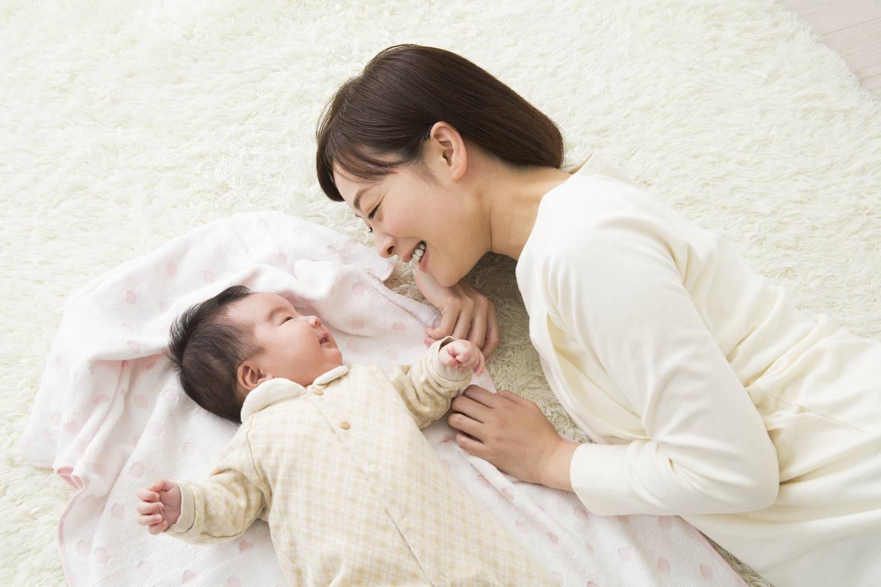 赤ちゃんの寝かしつけにゆりかごの歌を!子守唄の効果と歌い方のコツ