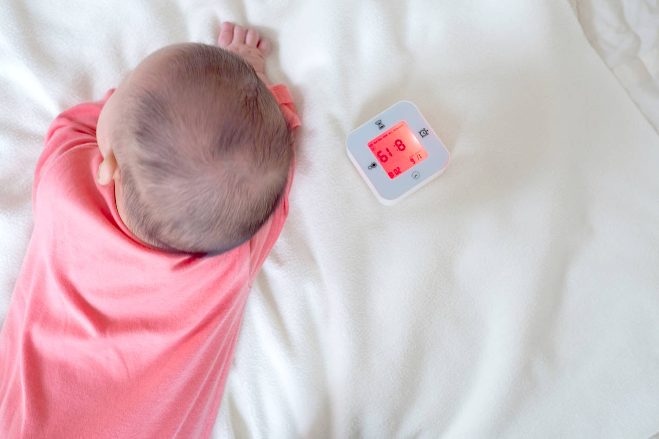 秋赤ちゃんが気持ちよく過ごせる湿度とは?赤ちゃんを乾燥から守ろう