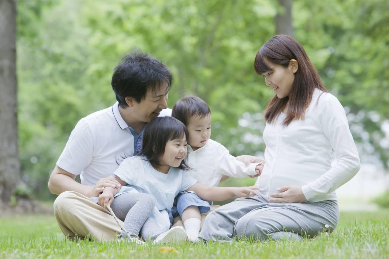 3人目の妊娠生活の楽しみ方!上の子との思い出作りやしておくこと