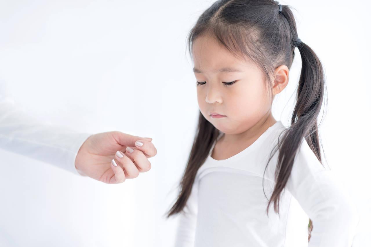 ママに怒る幼児への接し方。怒りの原因や冷静に対応する方法を知ろう