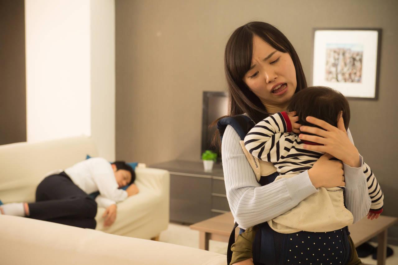 共働きママはイライラしやすい!子どもへの接し方やイライラ解消方法