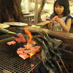 【仙台】釣った魚を食べられる!子連れに人気の「作並渓流つり場」