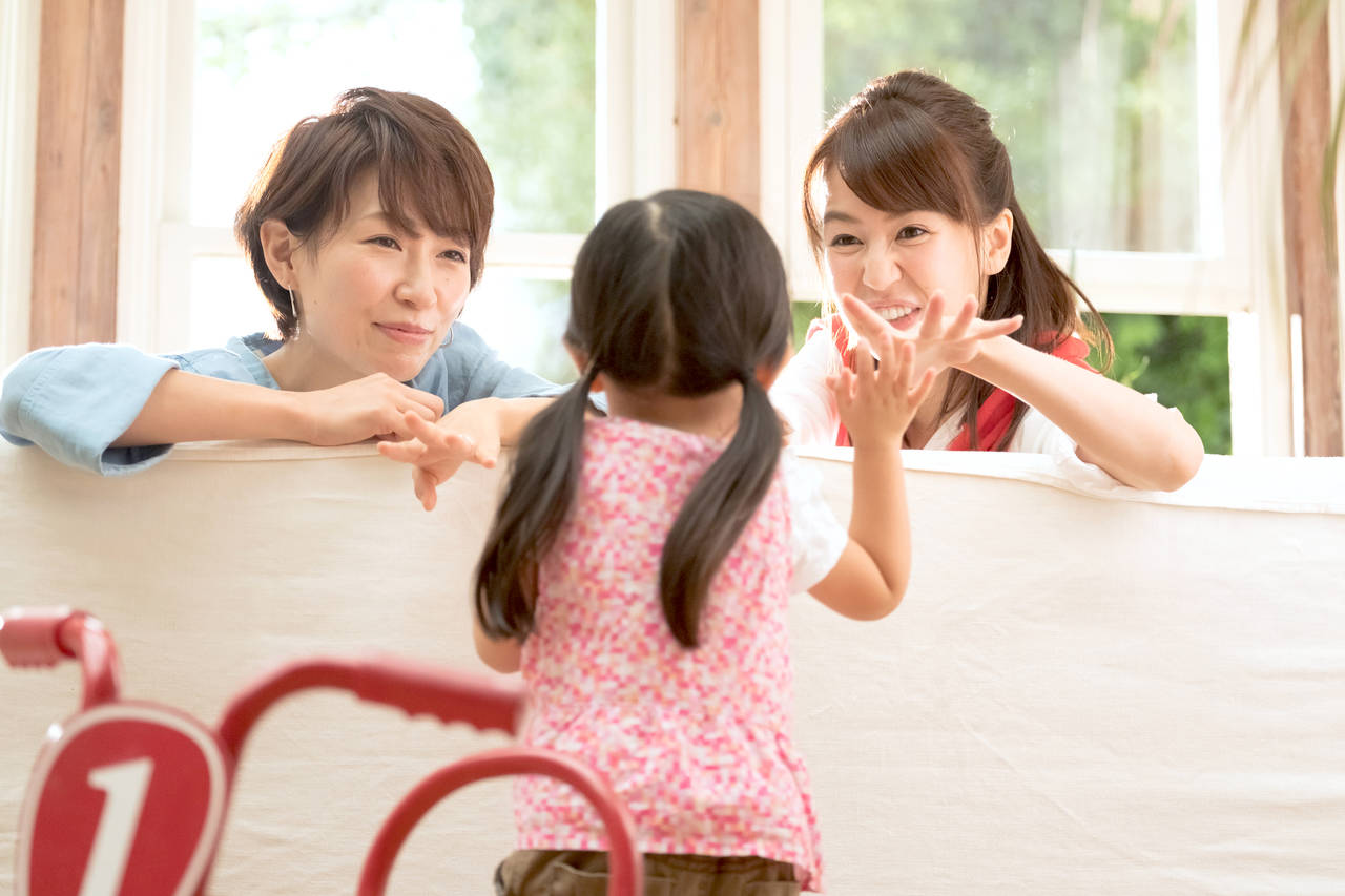 ママのコミュニケーション能力を高めよう!円満な毎日のヒント