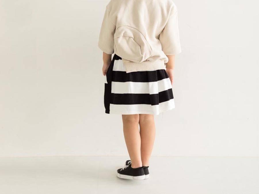 秋冬もやっぱりスカートが好き!トレンドを取り入れた女の子キッズコーデ