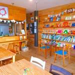 【宮城】絵本が読めるカフェ「えほんカフェ おひさまの国」