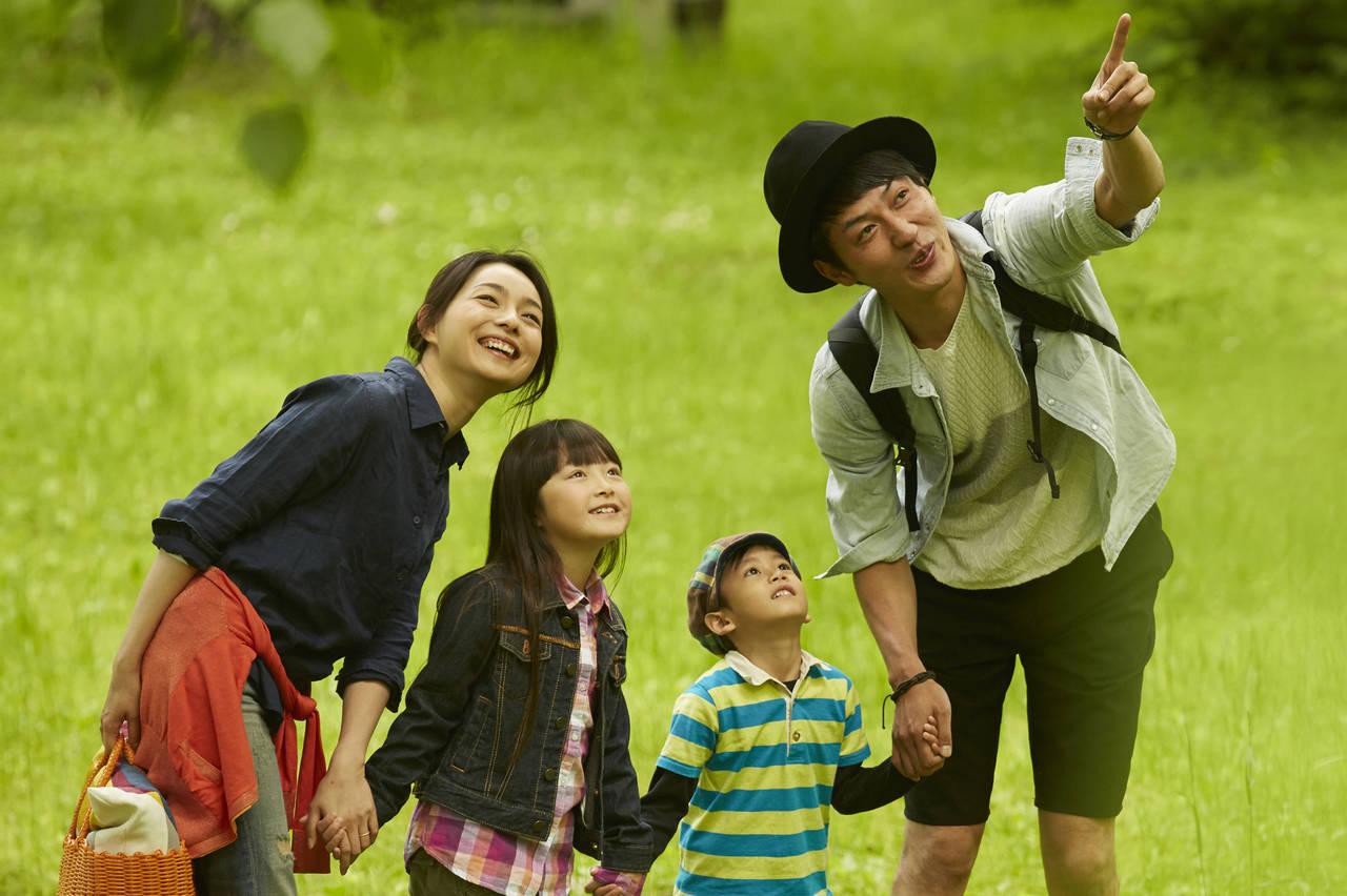 アウトドアで幼児と一緒に遊ぼう!大人も楽しめる遊びの紹介と注意点