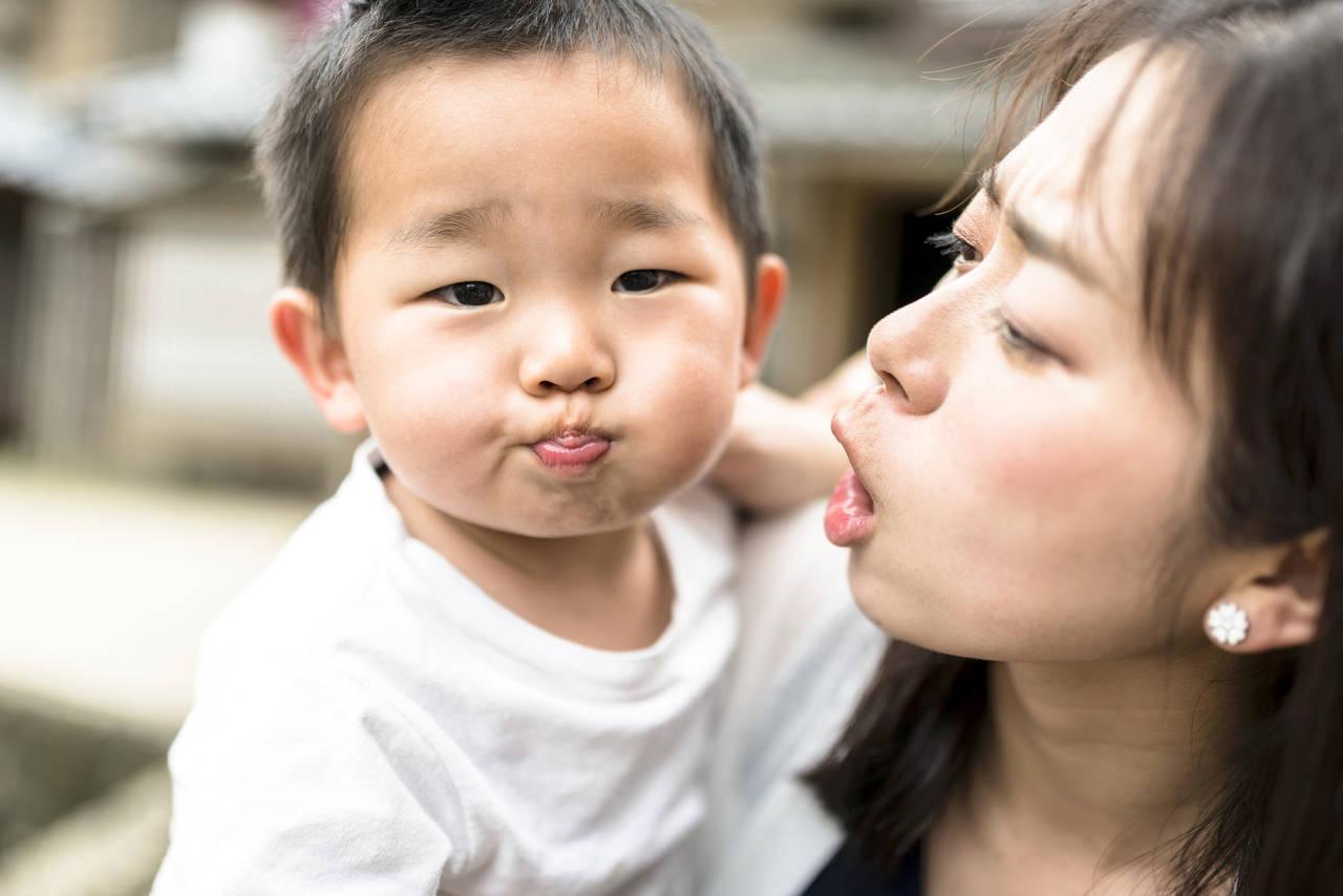 親子なのに相性が合わない。子どもとの距離が近づく接し方と対処法