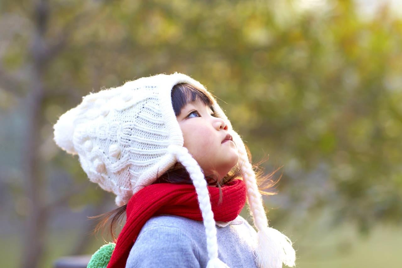 子どもも冬帽子をかぶって暖かく!種類や快適な帽子、手作りの方法