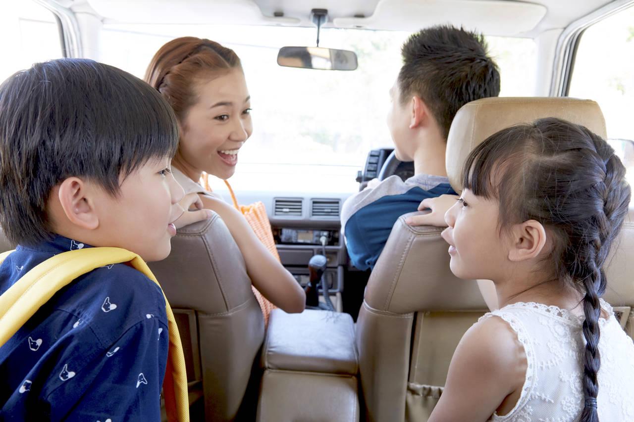子どもが飽きないための渋滞対策!車中での楽しみかたや便利グッズ