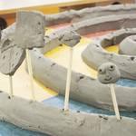 【愛知】やきものの町で粘土あそび体験「ノベルティ・こども創造館」