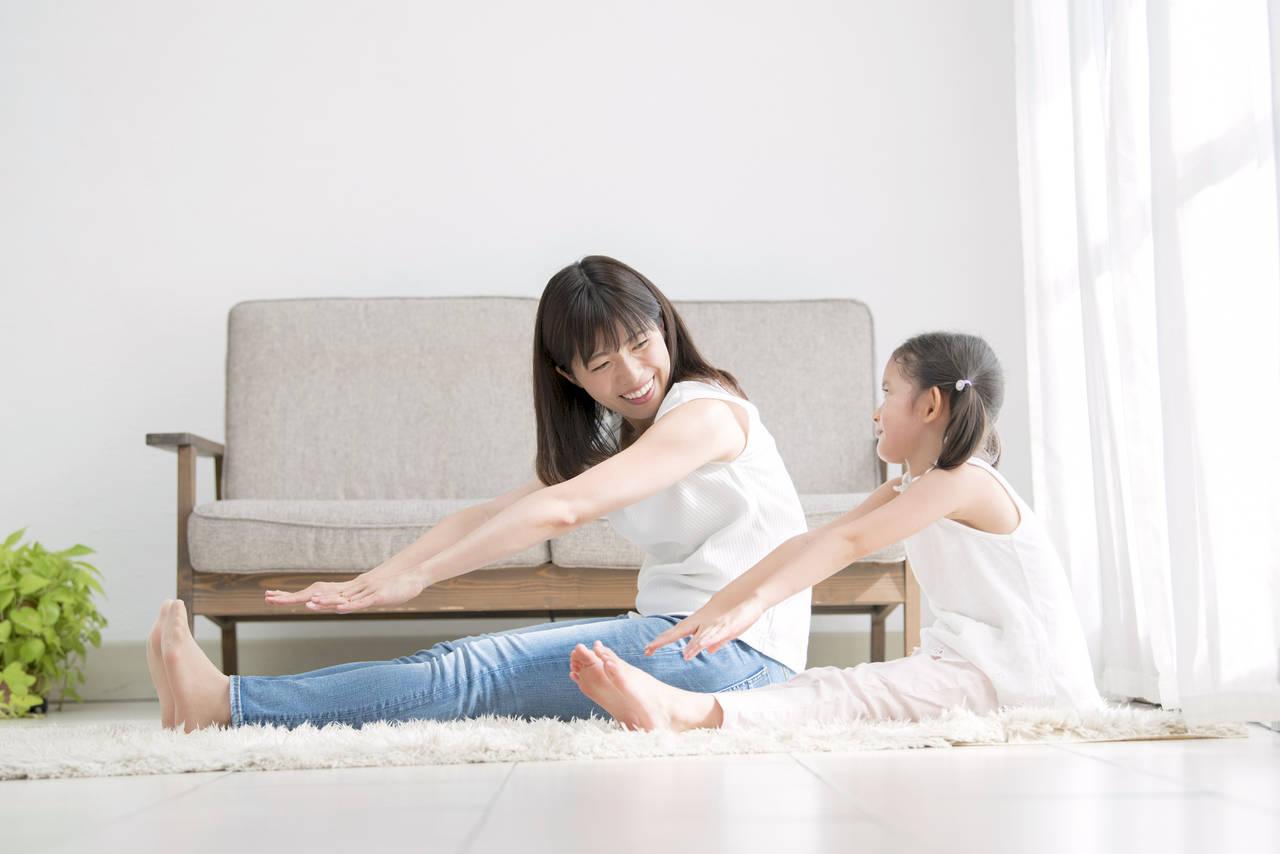 親子で楽しくダイエット!無理のない食生活や体の動かし方とは