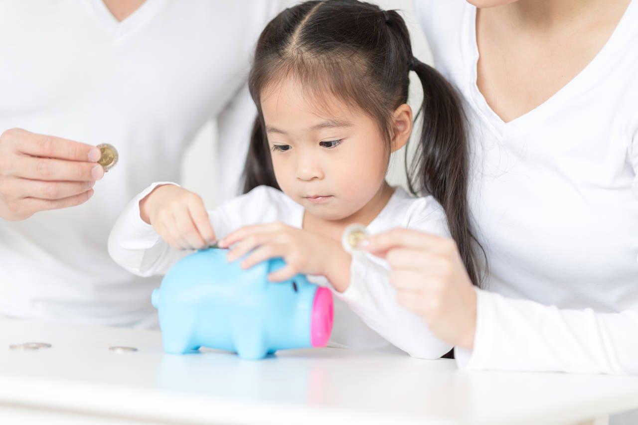 子どものお金教育は4歳から!おこづかいで金銭感覚を身につける方法