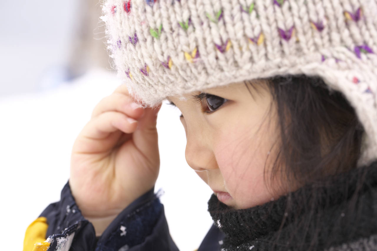 幼児の冬用帽子を準備しよう!選び方や初心者向けの作り方を紹介