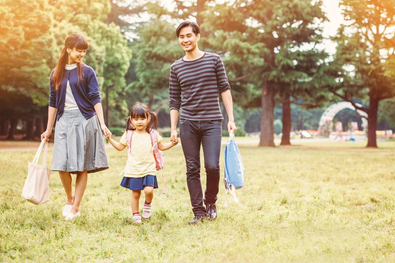 幼児の散歩にはどんな狙いがあるの?期待できる効果と注意すること