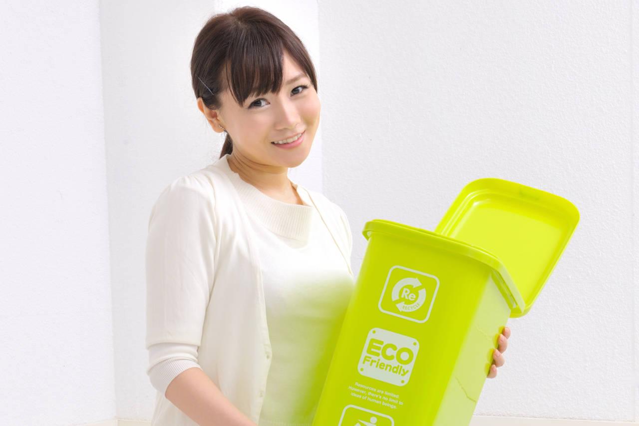 赤ちゃんがゴミ箱で遊ぶ前に対策!壁掛けゴミ箱の紹介と設置のコツ
