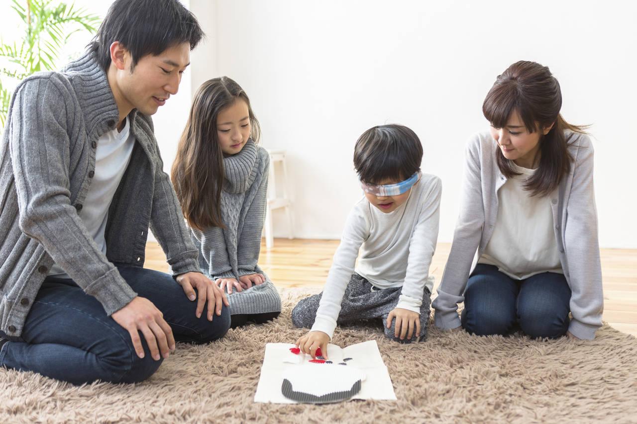 子どもと一緒に冬遊びを満喫しよう!季節限定のものや室内での遊び方