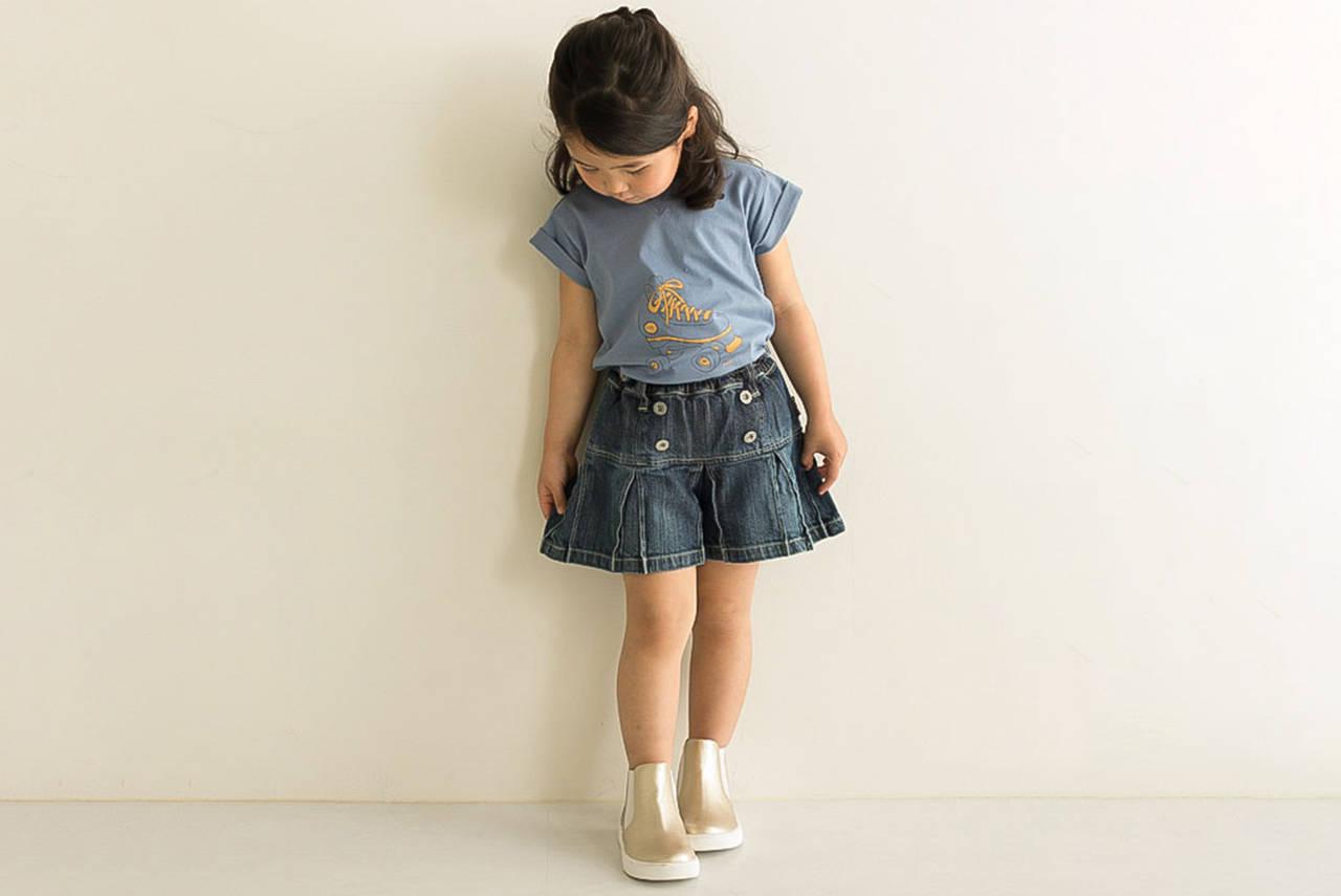 春夏の女の子のパンツ選びは見た目重視!涼しく可愛くを目標にしよう