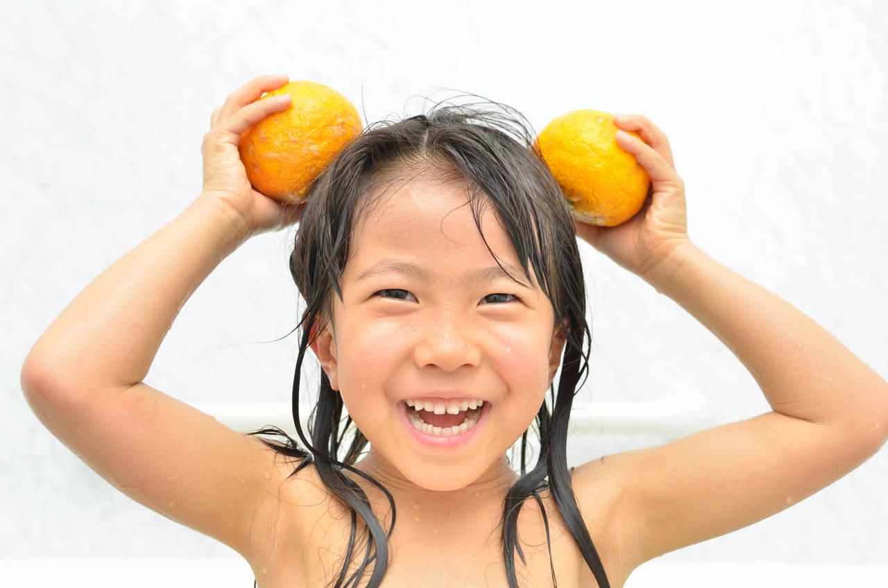 冬場に子どもと一緒にお風呂タイム!体験談やコツ、重宝するアイテム