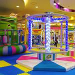 【東京】光る動く遊具が魅力「エアポッツパーク イオンモール日の出」