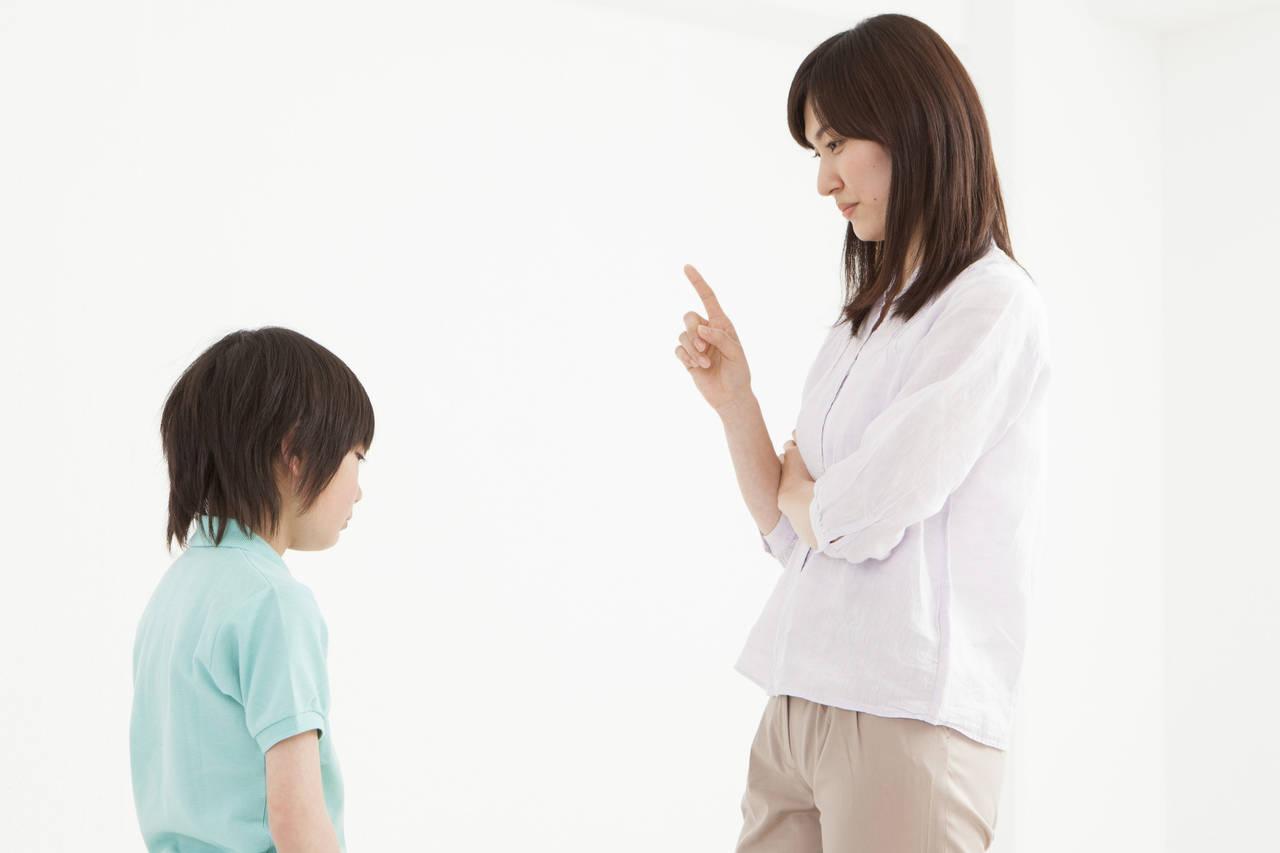 大声で子どもを叱るのは大丈夫?上手な叱り方や気をつけたいこと