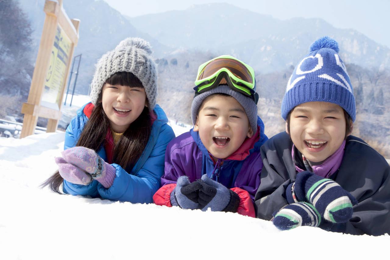 冬休みに幼児が楽しめるお出かけ先!関西の人気スポットと注意点