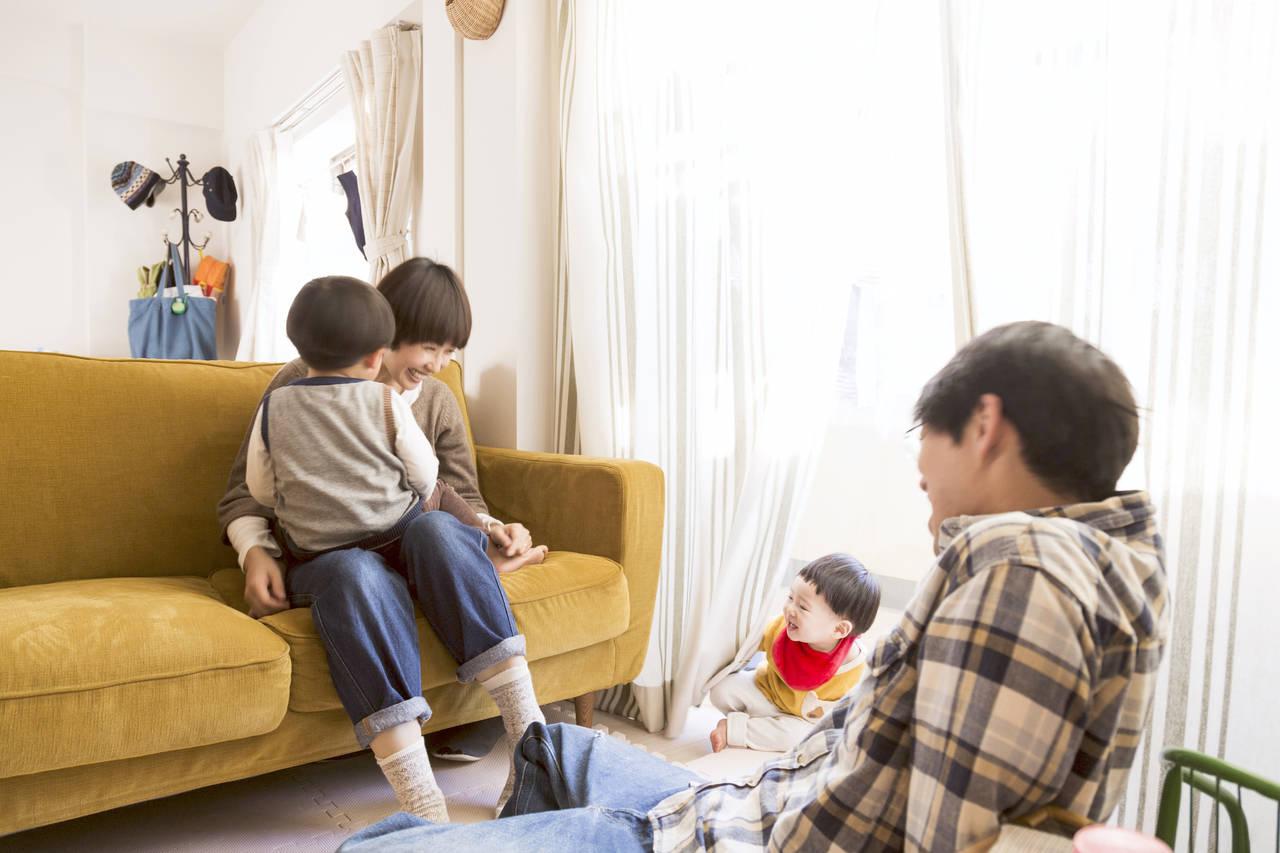 幼児が過ごすのに快適な冬の室温は?室温の調整方法と注意点