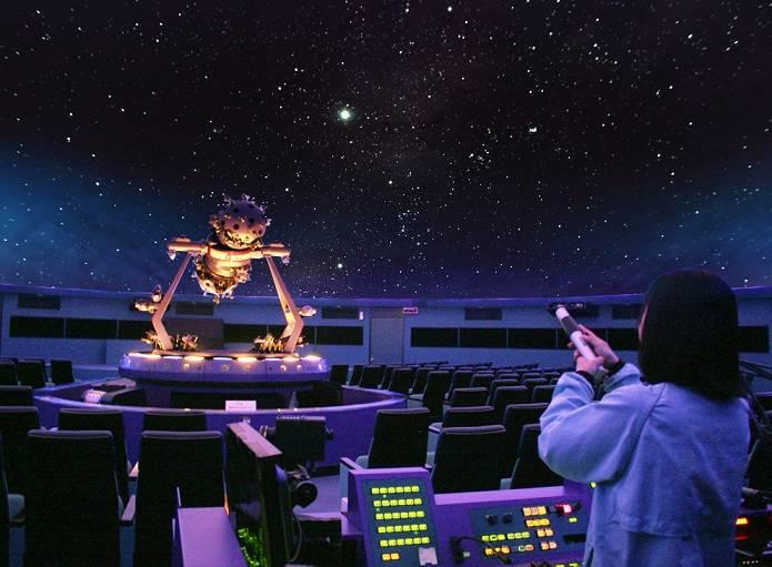 【神戸】子どもと一緒にプラネタリウム「バンドー神戸青少年科学館」