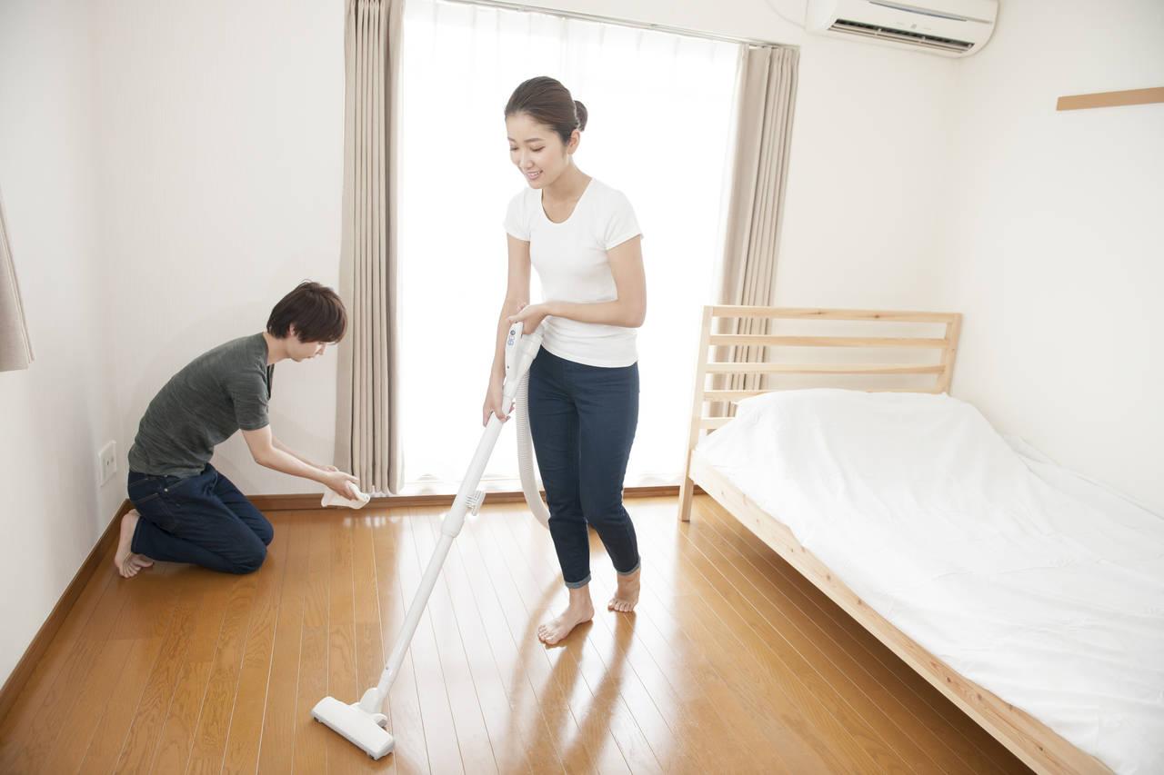 大掃除は便利な道具で効率よく!重宝するグッズや100均アイテム