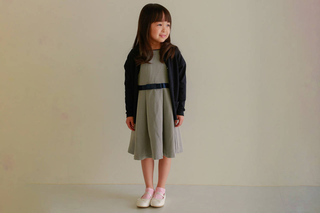 【春夏】100cmの女の子服!大人っぽさもただようお年頃