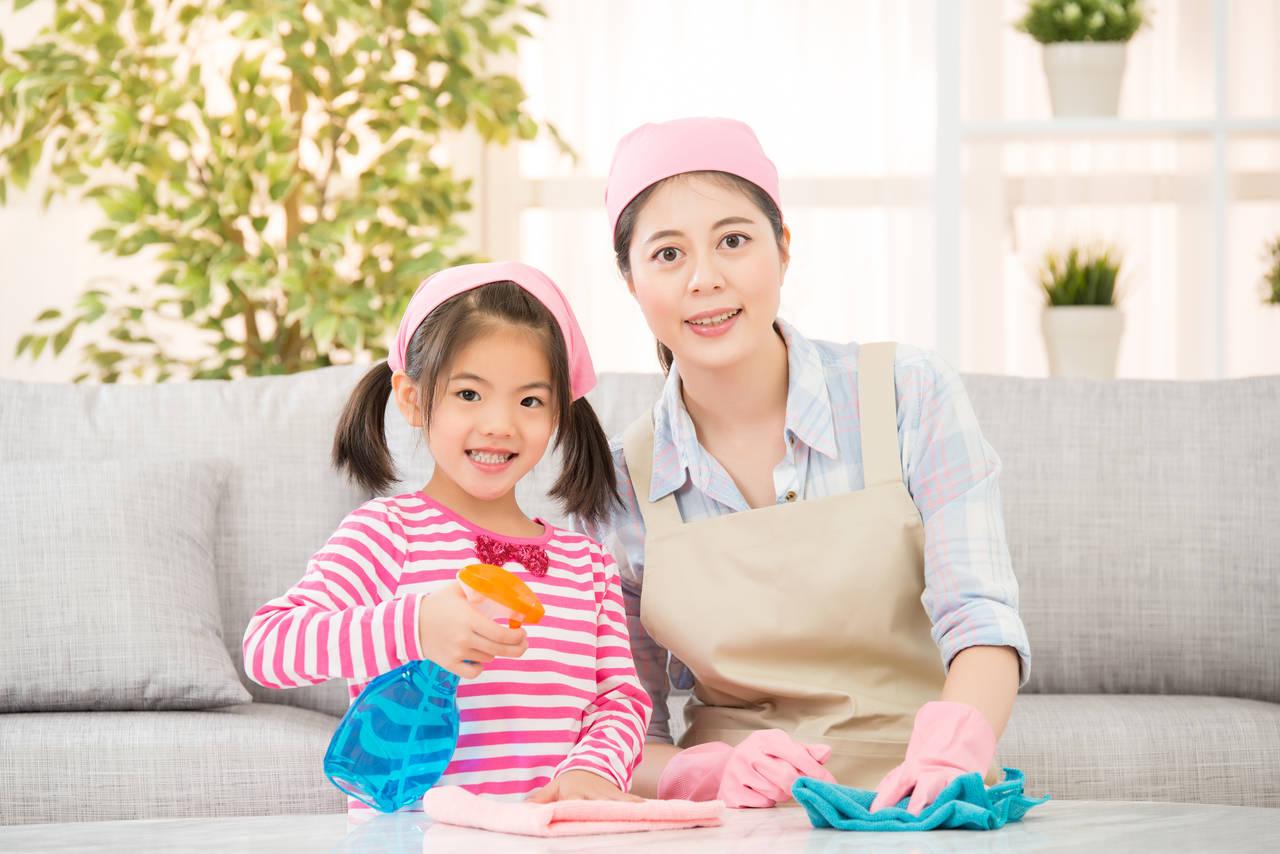 年末の大掃除はいつからはじめる?子どもとするメリットや楽しむコツ